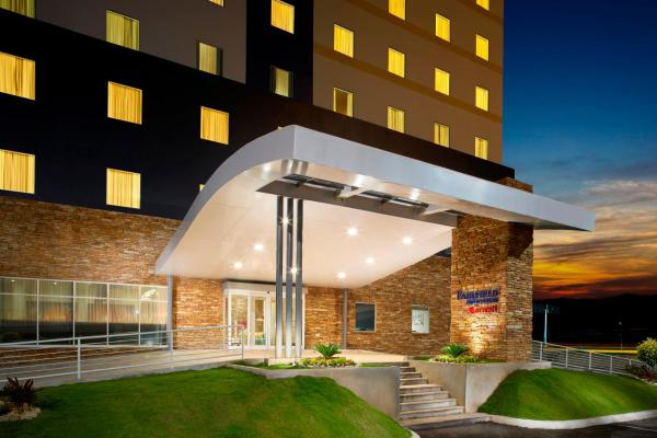 Fairfield Inn & Suites by Marriott Villahermosa Tabasco Вильяэрмоса