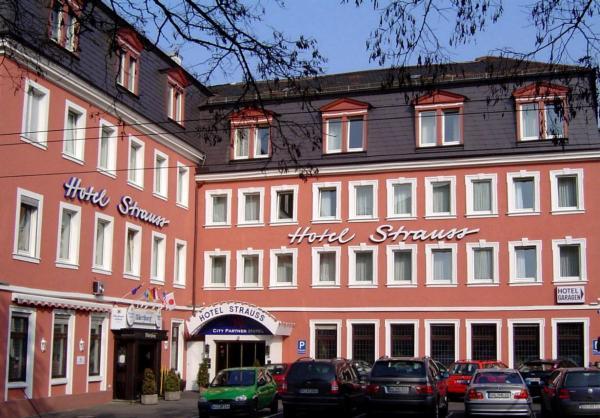 City Partner Hotel Strauss · Würzburg ...
