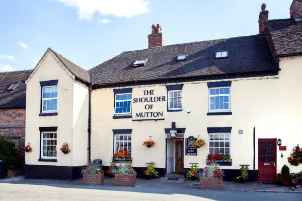The Shoulder Of Mutton Inn Hamstall Ridware
