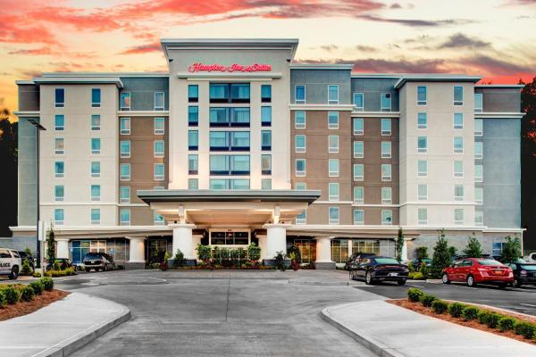 Hampton Inn & Suites by Hilton Atlanta Perimeter Dunwoody Атланта