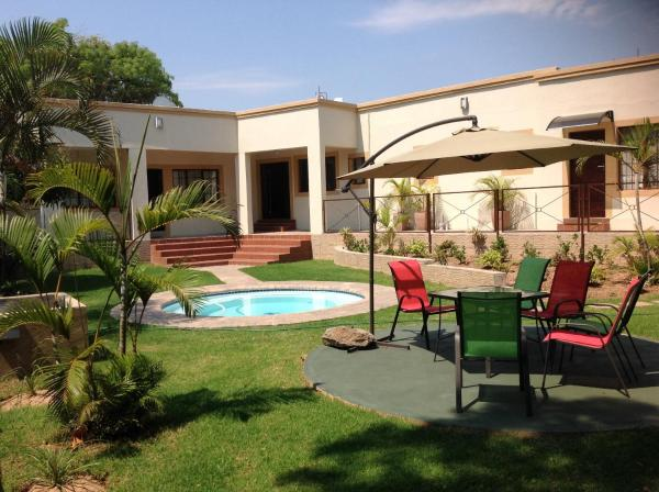 Amigos Bed & Breakfast Nelspruit