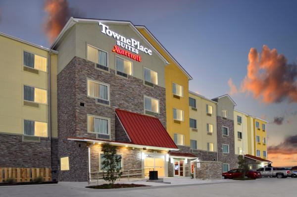 TownePlace Suites by Marriott New Orleans Harvey/West Bank 格雷特纳