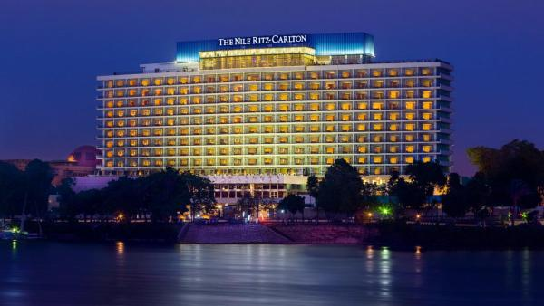 The Nile Ritz-Carlton, Cairo El Cairo