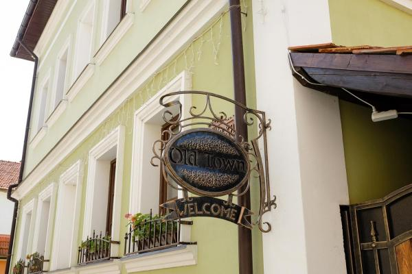Mini Hotel in Old Town Kamianets-Podilskyi