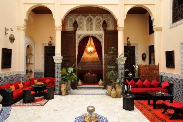 Riad Ibn Battouta & Spa Фес