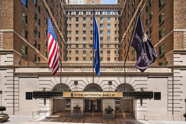 InterContinental New York Barclay Hotel(纽约巴克莱洲际大酒店) 纽约