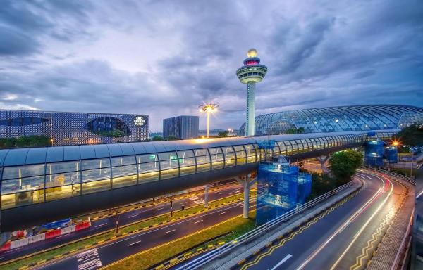Crowne Plaza Changi Airport Сингапур