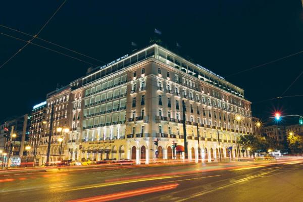 Hotel Grande Bretagne, a Luxury Collection Hotel Athen