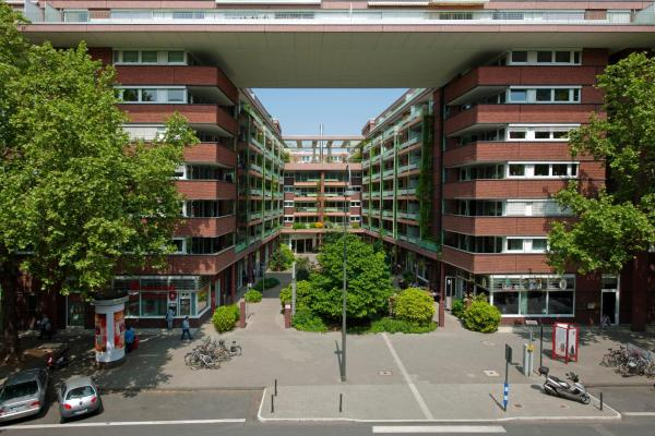 Residenz am Dom Boardinghouse Apartments Cologne