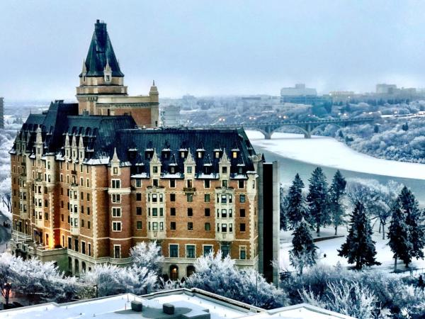 Delta Hotels by Marriott Bessborough(三角洲贝斯伯勒酒店)