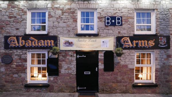 The Abadam Arms Llanddarog