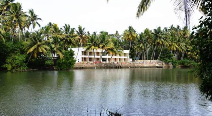 Travancore Island Resort