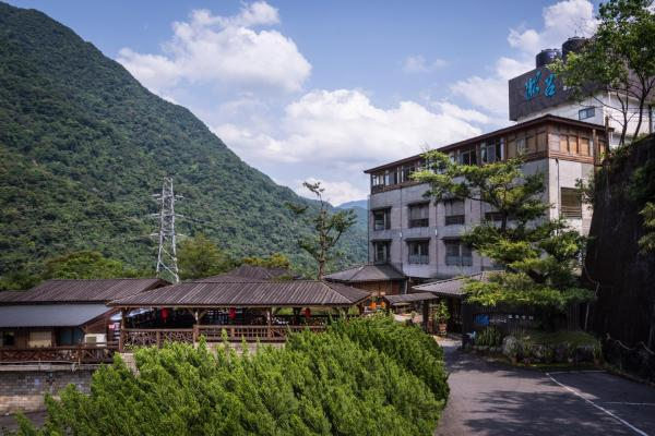Wulai SungLyu Hot Spring Resort Wulai