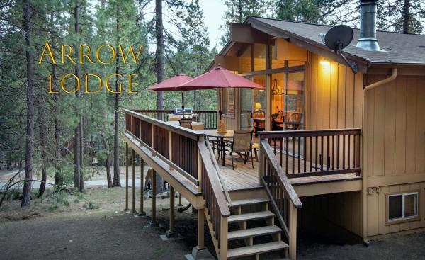 Arrow Lodge Wawona