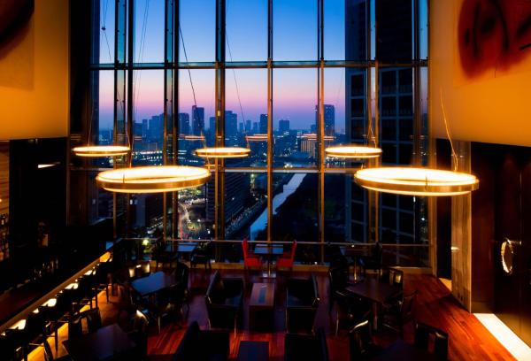 The Royal Park Hotel Tokyo Shiodome(东京汐留皇家花园酒店)