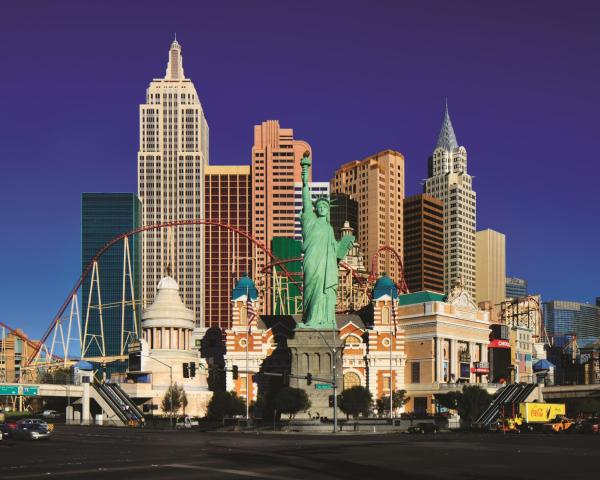 New York New York Las Vegas