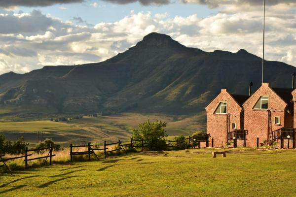 De Ark Mountain Lodge Clarens
