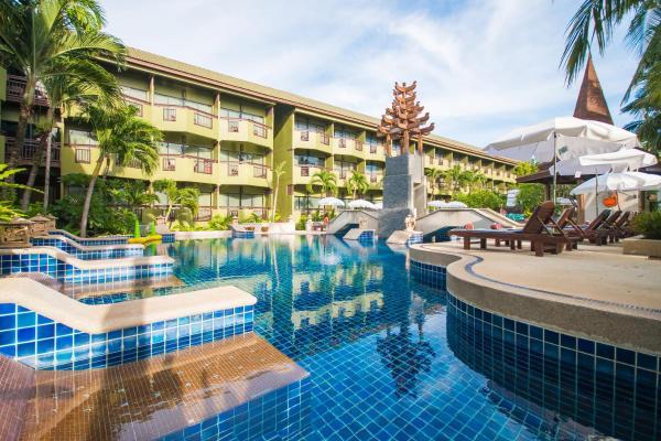 Phuket Island View Карон Бич