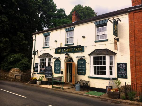 The Lampet Arms Banbury