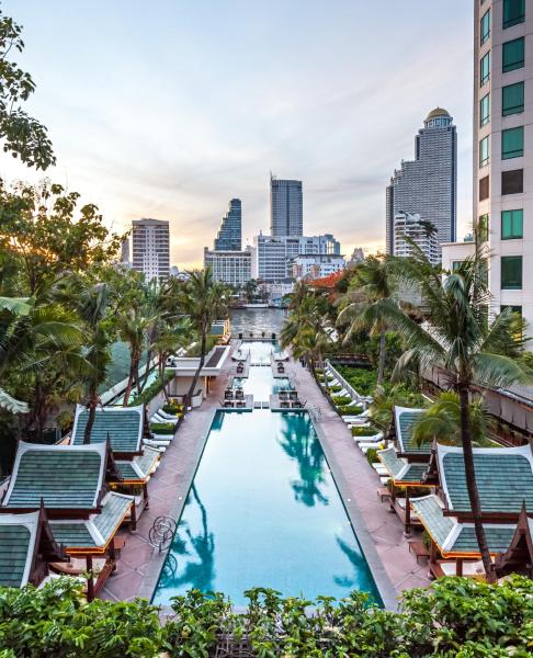 The Peninsula Bangkok(曼谷半岛酒店) 曼谷