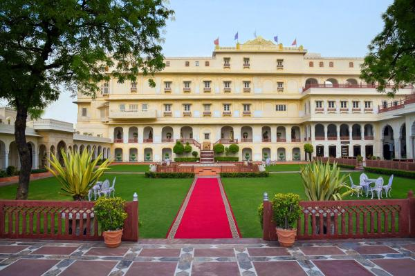 The Raj Palace (Small Luxury Hotels of the World) Jaipur