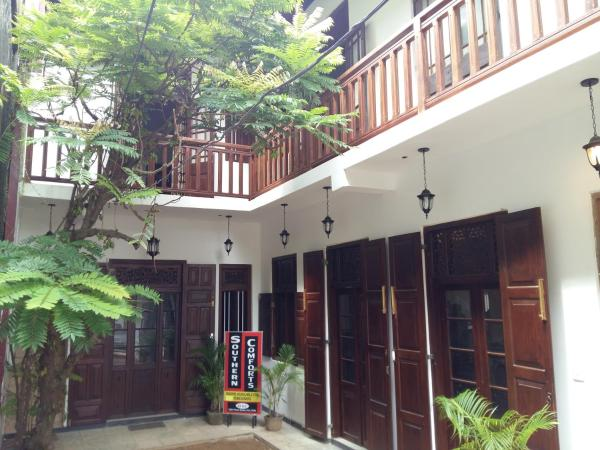 Southern Comforts Guest House Galle