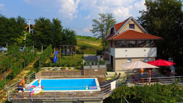 Elizabeta Holiday Home Štrigova