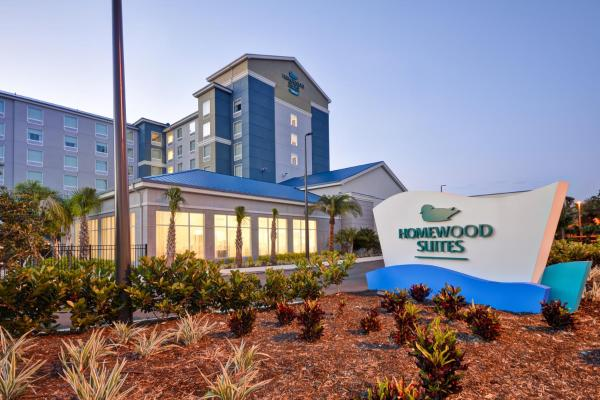 Homewood Suites By Hilton Orlando At Seaworld