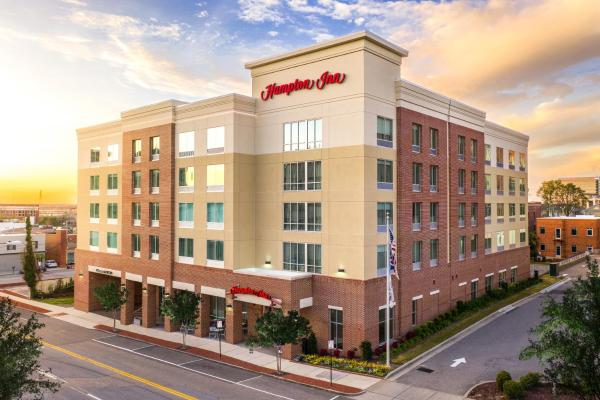 Hampton Inn Wilmington Downtown Уилмингтон
