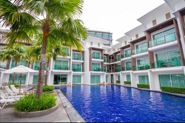 Prima Wongamat Hotel Pattaya North