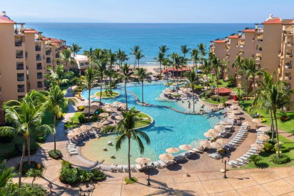 Villa Del Palmar Flamingos Beach Resort & Spa Nuevo Vallarta