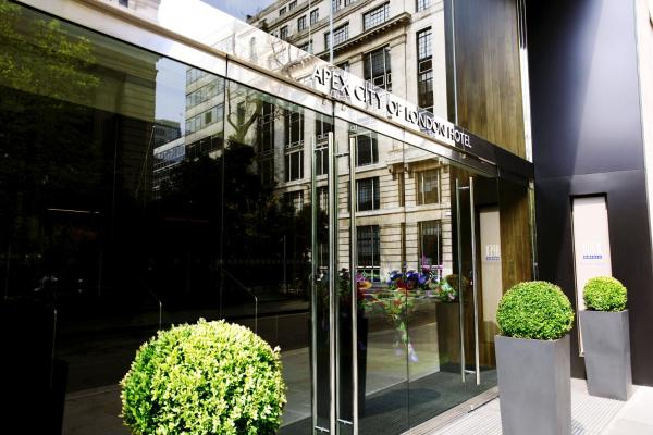 Apex City Of London Hotel London
