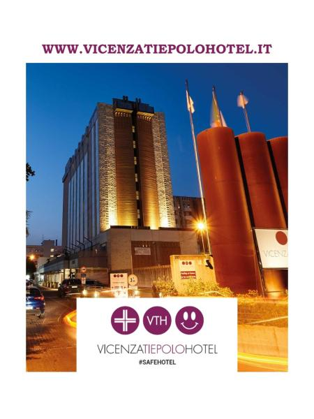 Vicenza Tiepolo Hotel Vicence