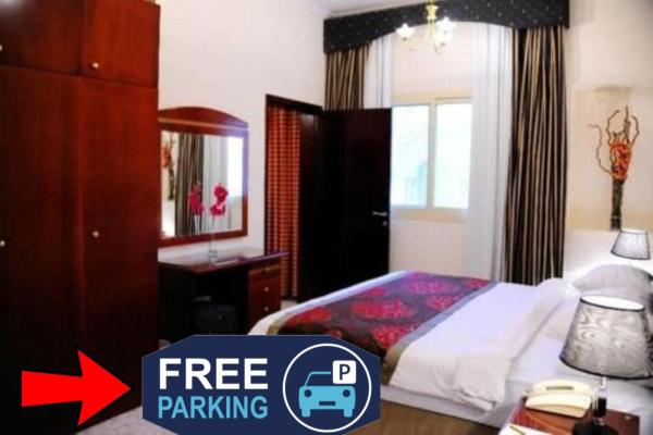 Al Sharq Furnished Suites Schardscha