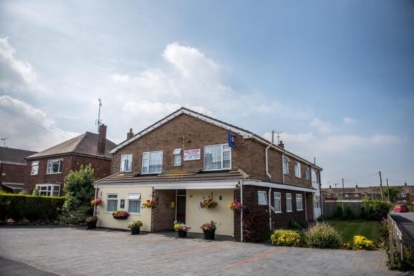 Holcombe Guest House Barnetby le Wold