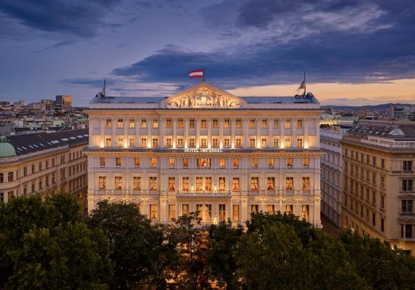 Hotel Imperial - A Luxury Collection Hotel(帝国酒店 - 豪华精选酒店)