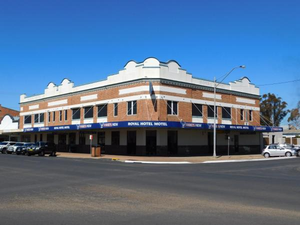 Royal Hotel Moree Moree