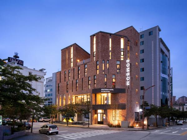 Boutique Hotel BomBom Gangneung