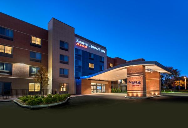 Fairfield Inn & Suites by Marriott Syracuse Carrier Circle Syracuse