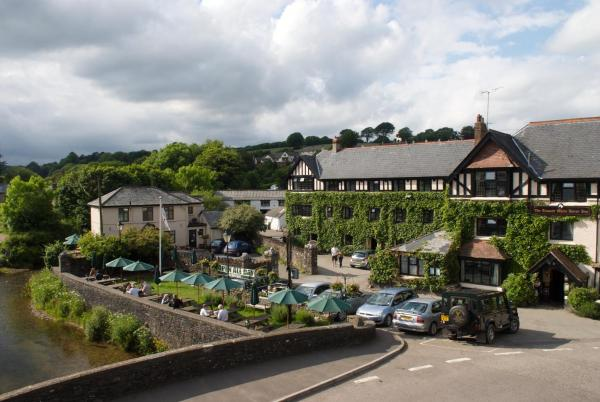 Exmoor White Horse Inn Exford