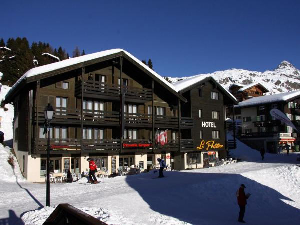 Hotel Le Postillion Bettmeralp