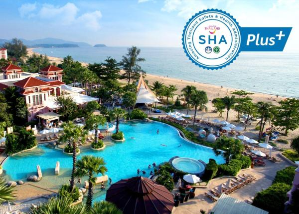 Centara Grand Beach Resort Phuket Карон Бич