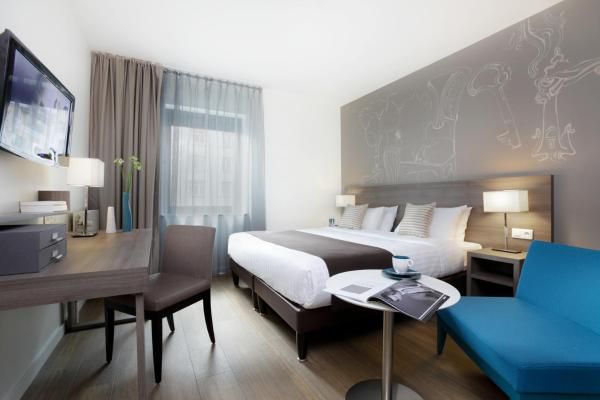 Citadines Toison d'Or Brussels Aparthotel(馨乐庭布鲁塞尔公寓酒店) 圣吉尔区
