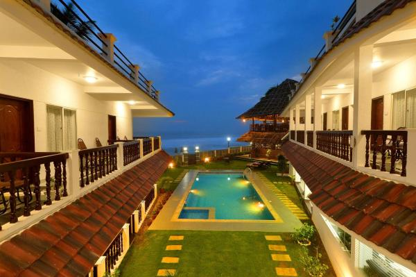 B'Canti Boutique Beach Resort Varkala