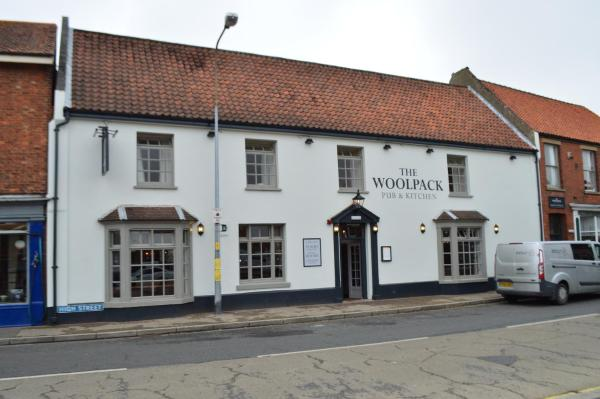 Woolpack Hotel Wainfleet All Saints