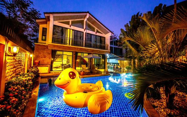 4poolvillas Norte de Pattaya