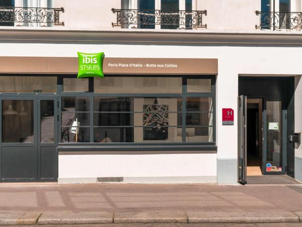 Ibis Styles Paris Place d'Italie - Butte Aux Cailles 13th arr