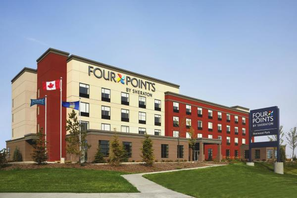 Four Points by Sheraton Sherwood Park Sherwood Park