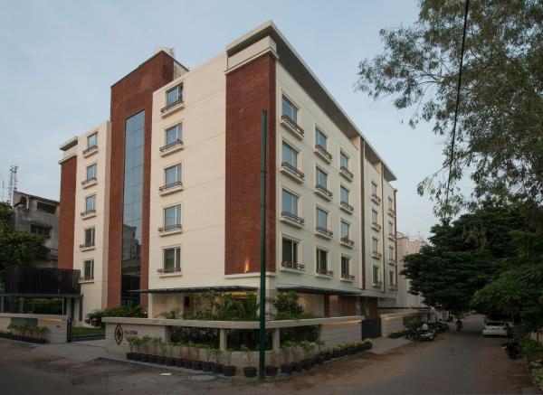 Eastin Residences Vadodara - Apartment Hotel 巴罗达