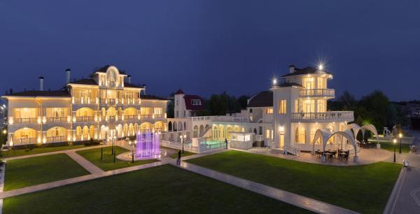 Отель «Превысоковъ» Песчаное